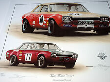 More details for alan man racing broadspeed racing ford escort  print ford rs touring car btcc