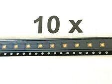 10 x LCW CP7P, 45cd, 350mA, 3,2V, 1W, 45cd,Warmweis,3000K, Oslon OSRAM  10 Stück