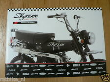 D314 BROCHURE SKYTEAM PRODUCT CATALOGUE DUTCH,ENGLISH,FRENCH 24 PAGES 2013