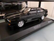 MiniChamps - éch 1/18è - Audi Quattro - année 1980
