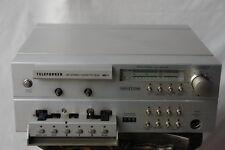 Bonito Telefunken mc1 HiFi stereotapedeck casettendeck con DNR + highcom