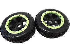 Rovan 1/5 Truck Mud Terrain Tires/Rims Package fits HPI Baja 5T 5SC King Motor