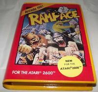 Rampage Atari 2600 PAL *Complete*