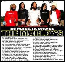 THE MARLEYS MIX CD