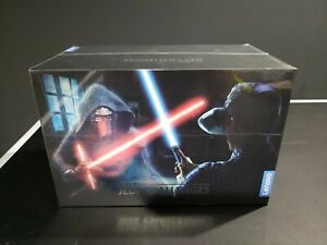 (NEW) Lenovo Star Wars Jedi Challenges AR Headset With Lightsaber Controller.
