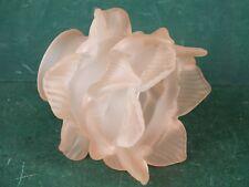 Lampenschirm E14 E27 Exclusiver Jugendstil Art Deko Ersatz Glasschirm Lampe Rose
