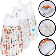 Baby Kind Winterschlafsack Sack Fußsack Schlafsack Schlafanzug (100% BAUMWOLLE)