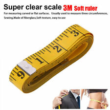 Hot Body Measuring Ruler Sewing Cloth Tailor Tape Measure Soft Flat 120