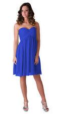 Vestiti da donna blu formale taglia XXL