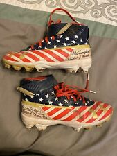 Youth Under Armour Baseball Cleats Size 3y
