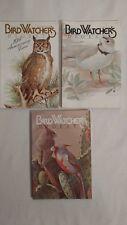 Vintage Bird Watcher's Digest Magazines 1988 Anniversary Issue Audubon Wildlife