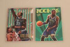 1995-96 Ultra All Rookies 2 Rookies Kevin Garnett