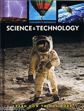 SCIENCE & TECHNOLOGY Hardback Reference School Book Grade 1+