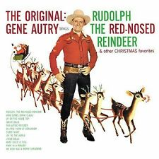 Rudolph The Red-Noised Reindeer (CD) Gene Autry Christmas Favorites