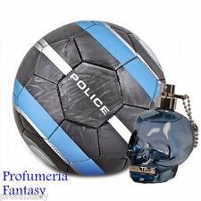 Police to Be Soccer Ball Gift Set Eau de Toilette ml.125 + Pallone da Calcio