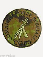 Patch Toppa Cofs Comando interforze per le Operazioni delle Forze Speciali