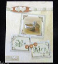 Leanin Tree Wedding Greeting Card Marriage Multi Color Notelet Series N8