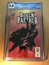 Black Panther #2 2005 -1st Appearance of Shuri Next Panther? CGC 9.8 NM/MT WP NR