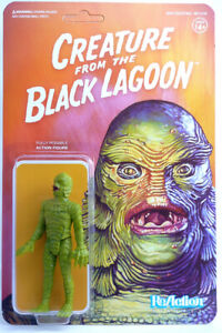 Universal Studios Monsters Creature from the Black Lagoon ReAction Super7 32203