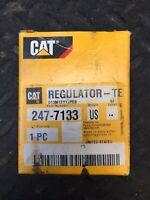 Caterpillar New Oem Temperature Regulator (thermostat) 247-7133. New Cat Parts