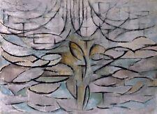 'Melo in fiore quadro - Stampa d''arte su tela telaio in legno'