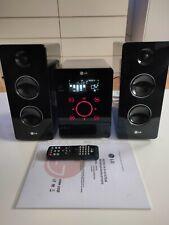 LG Micro Hi-Fi-System Modell: FA162 DOU mit Fernbedienung Bedienungsanleitung