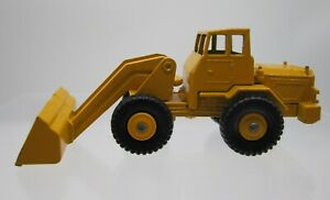 Vtg 1960s Matchbox Lesney #69 Tractor Shovel Yellow Construction Front Loader