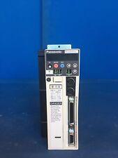 Panasonic AC Servo Drive Model MSDA041A1A07 400W 50/60HZ