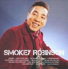 Smokey Robinson : Icon Soul/R & B 1 Disc Cd