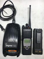 10 MOTOROLA XTS5000 II 800mhz P25 DIGITAL RADIOS H18UCF9PW6AN 500008-000482-8