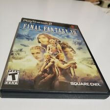 Final Fantasy Xii complete ps2