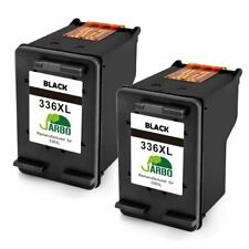 JARBO 336XL Compatible for HP 336 Ink Cartridges 2-Pack Black - Expired 08/04/19