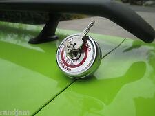 1968-70 Plymouth RoadRunner GTX B BODY New NOS LOCKING GAS CAP FUEL CAP MOPAR 69