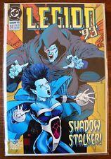 "LEGION '93' #52 SHADOW STA...(1993 DC) Comics ""NICE COPY"" (NM) Books-Vintage-Old"