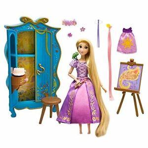 Disney Rapunzel Wardrobe Vanity Playset