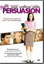 PRETTY PERSUASION DVD Evan Rachel Wood, James Woods - PERFECT