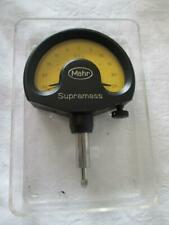 Mahr Supramess Dial Comparator +/- 25 Microns, Jewel Tip, mint #338020