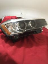 2015 2016 2017 BMW X3 Passenger Side( Right) Head Light