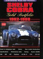 Shelby Cobra 260, 289, 427, 427Sc, Boss 351 Daytona Coupe Test Articles 1962-69