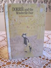 DORRIE and the WITCHVILLE FAIR Patrica Coombs 1980 HC 1st EDITION!