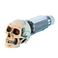 Skull Car Cigarette Lighter Hot Rat Street Rod Made in USA  30-CL