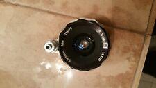 R TRAVEGON 3.5/35 EXA EXAKTA mount lens A.SCHACHT ULM