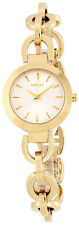 DKNY NY2134 Silver Dial Gold Tone Stainless Steel Women's Watch
