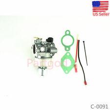 Carburetor For John Deere LT160 Tractor Kohler CV460S Engine w/ Fuel Filter Carb