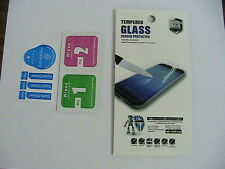 NEW Tempered glass screen protector for samsung S6  HD crystal 9H surface