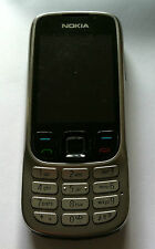 Nokia Classic 6303i - Steel (Unlocked) Mobile Phone Phone Good Condition