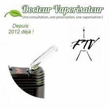 Embout buccal en verre Mighty/Crafty - FTV - Docteur Vaporisateur