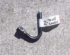 John Deere(23-138) 318 420 - Power Steering Tube (To Hyd. Oil Cooler)