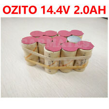 Battery Rebuild Pack For OZITO 14.4V 2.0Ah Ni-Cd AU STOCK