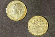 1953 Franc 20 Francs